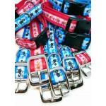 Christmas Collars - Buckle & Nylon Clip