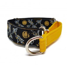 Oriental flowers Martingale 40mm - 10-16""